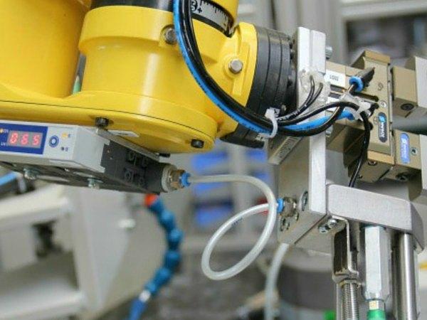 Wele Sondermaschinenbau Leistungen Projekte