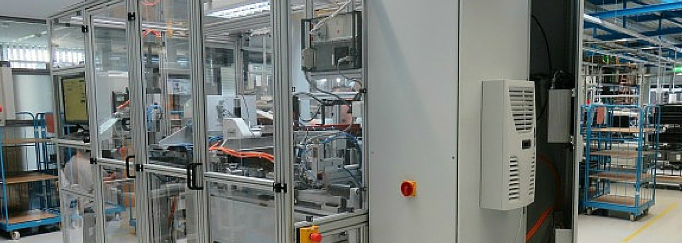 WeLe Sondermaschinenbau Beispiel Elektrotechnik