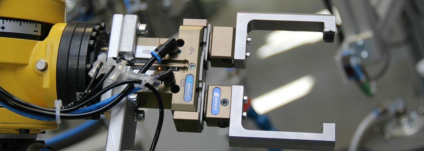 WeLe Sondermaschinenbau Startseite Greifer
