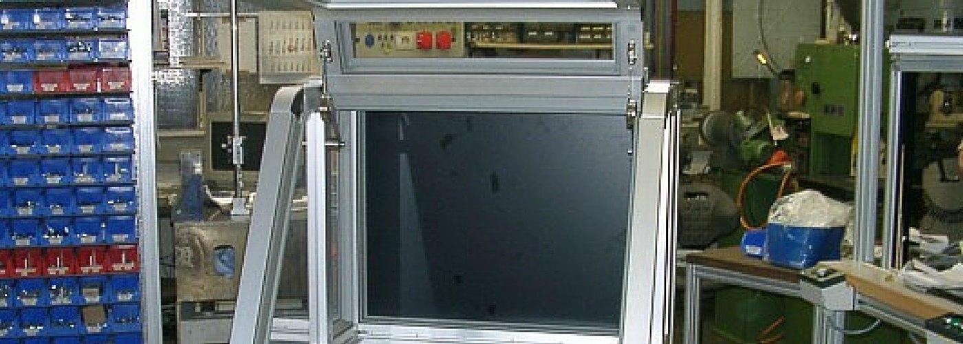 WeLe item Profiltechnik Beispiel Inkubator