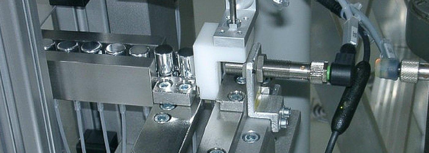 WeLe Sondermaschinenbau Beispiel Kosmetik